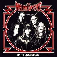 The Hellacopters By The Grace Of God Album Cover