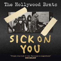 [Hollywood Brats Sick On You Album Cover]