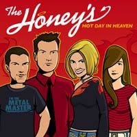 [The Honey's Hot Day In Heaven Album Cover]