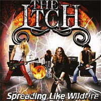 [The Itch Spreading Like Wildfire Album Cover]