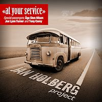 [The Jan Holberg Project At Your Service Album Cover]