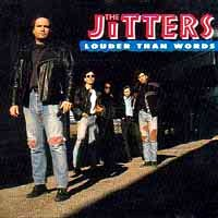 The Jitters Louder Than Words Album Cover