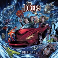 [The Jokers Hurricane Album Cover]