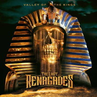 [The Last Renegades Valley of the Kings Album Cover]