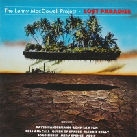 [The Lenny MacDowell Project Lost Paradise Album Cover]