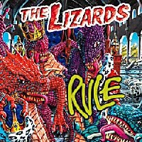 [The Lizards The Lizards Rule Album Cover]