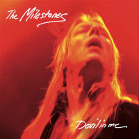 [The Milestones Devil In Me Album Cover]
