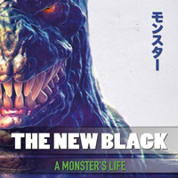[The New Black A Monster's Life Album Cover]