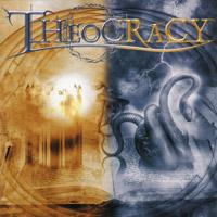 [Theocracy Theocracy Album Cover]