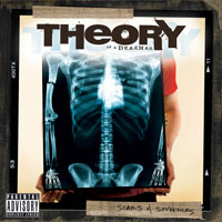 Theory Of A Deadman Scars and Souvenirs Album Cover