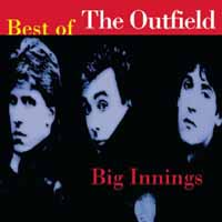 [The Outfield Big Innings - Best Of The Outfield Album Cover]