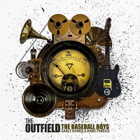 [The Outfield The Baseball Boys: Early Demos and Rare Tracks Album Cover]