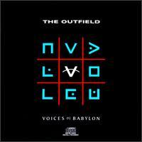 [The Outfield Voices of Babylon Album Cover]