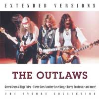 [The Outlaws Extended Versions Album Cover]