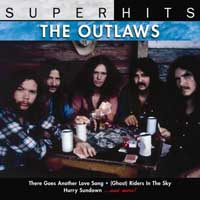 [The Outlaws Super Hits Album Cover]
