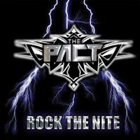 The Pact Rock The Nite Album Cover