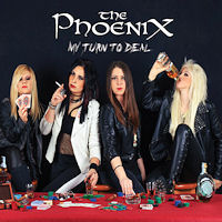 [The Phoenix My Turn To Deal  Album Cover]