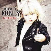 [The Pretty Reckless Light Me Up Album Cover]