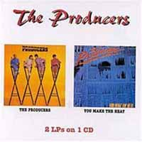 [The Producers The Producers / You Make the Heat  Album Cover]