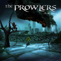 [The Prowlers Re-Evolution Album Cover]