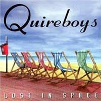 Quireboys Lost In Space Album Cover