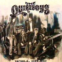 London Quireboys Well Oiled Album Cover