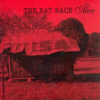 The Rat Race Alice Album Cover