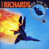 [The Richards Over The Top Album Cover]