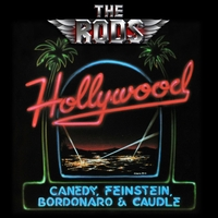 [The Rods Hollywood Album Cover]