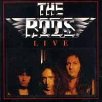 [The Rods Live Album Cover]