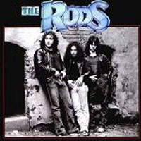 [The Rods The Rods Album Cover]