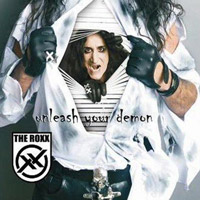 [The Roxx Unleash Your Demon Album Cover]