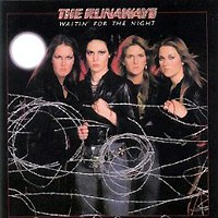 [The Runaways Waitin For the Night Album Cover]
