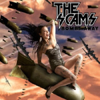 [The Scams Bombs Away Album Cover]