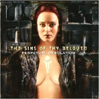 [The Sins of Thy Beloved Perpetual Desolation Album Cover]