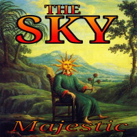 [The Sky Majestic Album Cover]