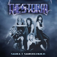 [The Storm Sweet Surrender Album Cover]