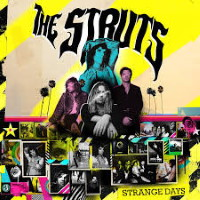 The Struts Strange Days Album Cover