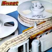 [The Sweet Cut Above the Rest Album Cover]