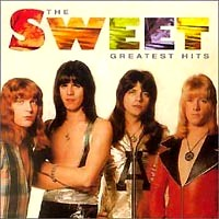 The Sweet The Greatest Hits Album Cover