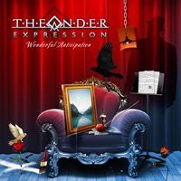 [The Theander Expression Wonderful Anticipation Album Cover]