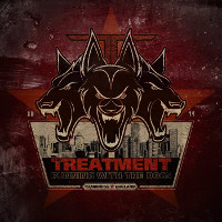 The Treatment Running With The Dogs Album Cover
