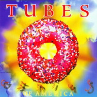 [The Tubes Genius of America Album Cover]