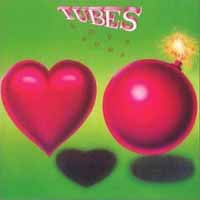 [The Tubes Love Bomb Album Cover]