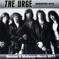 [The Urge Greatest Hits Album Cover]