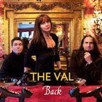 The Val Back Album Cover