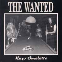 [The Wanted Kujo Omelette Album Cover]