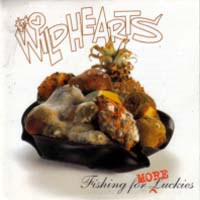 [The Wildhearts Fishing For More Luckies Album Cover]