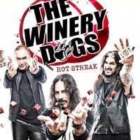 [The Winery Dogs Hot Streak Album Cover]