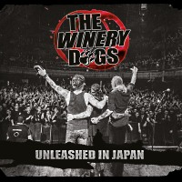 [The Winery Dogs Unleashed in Japan Album Cover]